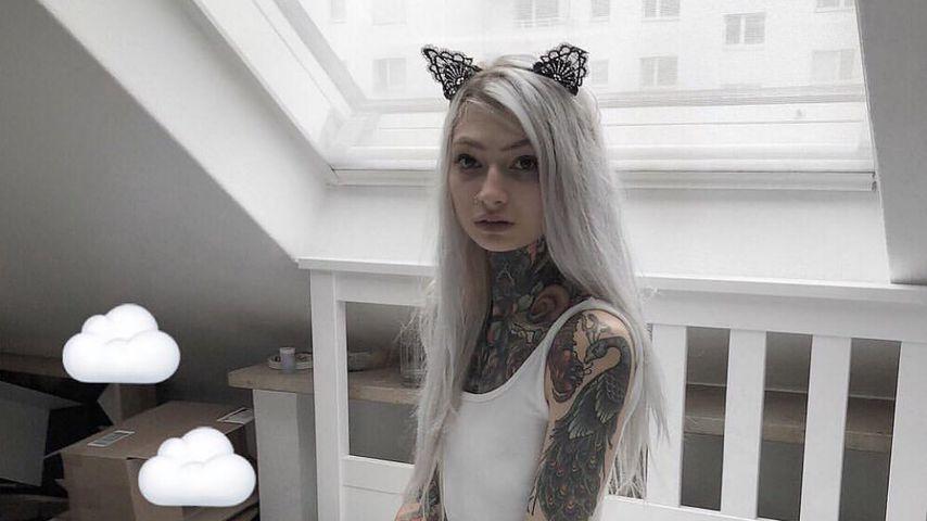 GNTM-Kandidatin Mareike gab 24.000 Euro für Tattoos aus