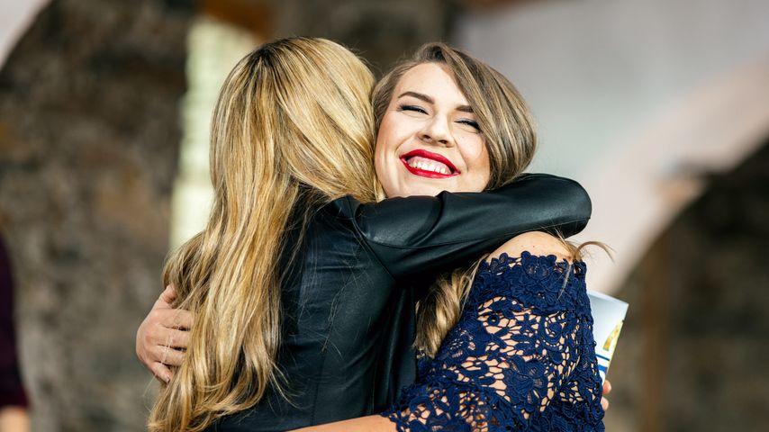 """Mareike Spaleck und Lisa bei """"The Biggest Loser"""""""