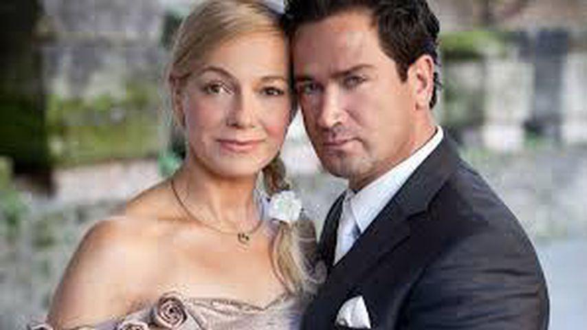 Mareike und Sam Eisenstein an ihrem Hochzeitstag