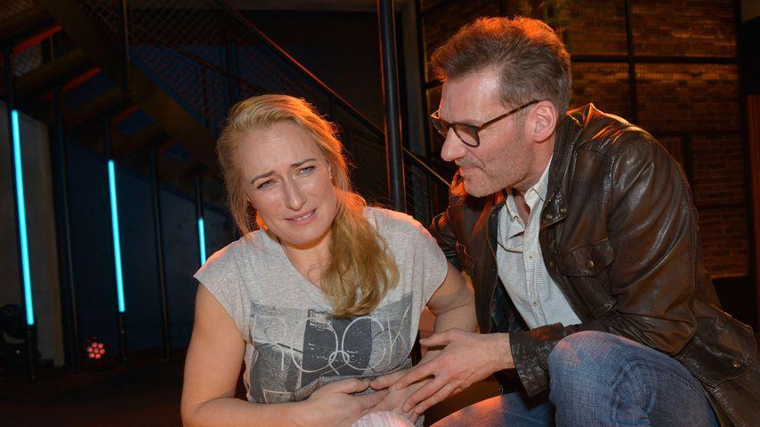 Maren (Eva Mona Rodekirchen) und Alexander (Clemens Löhr)