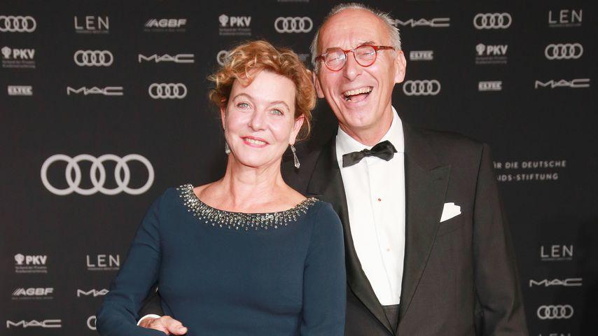 Margarita Broich und Dirk Schmalenbach, 2019