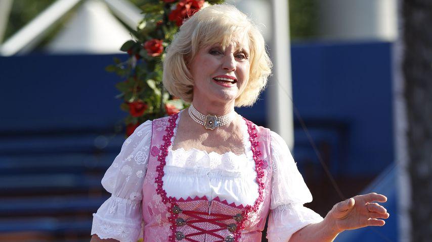 Sängerin Margot Hellwig