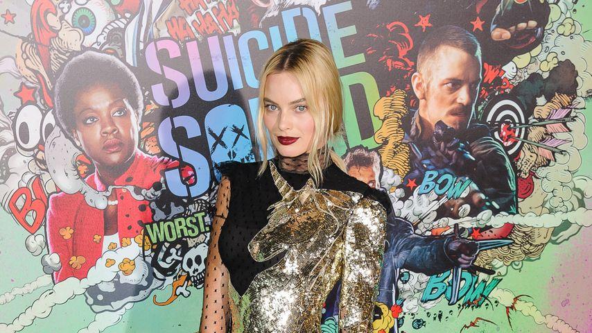 Margot Robbie, Schauspielerin