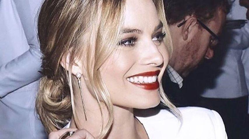 Schelle für Leo DiCaprio: Deshalb schlug Margot Robbie zu!