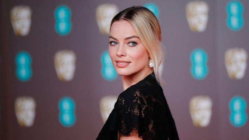 Margot Robbie im April 2020