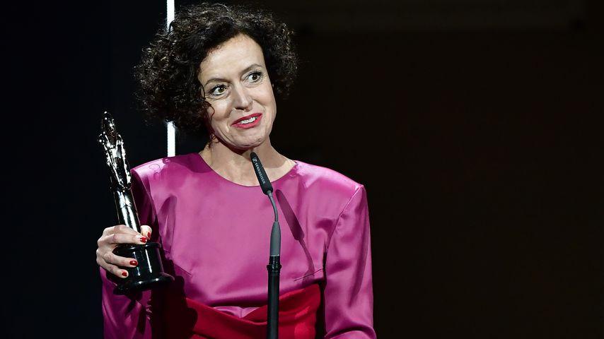 Maria Schrader bei den European Film Awards in Berlin