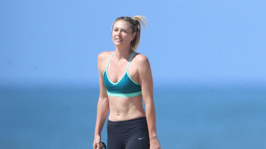 Nach Doping-Skandal: Maria Sharapova zeigt sexy Tennis-Body