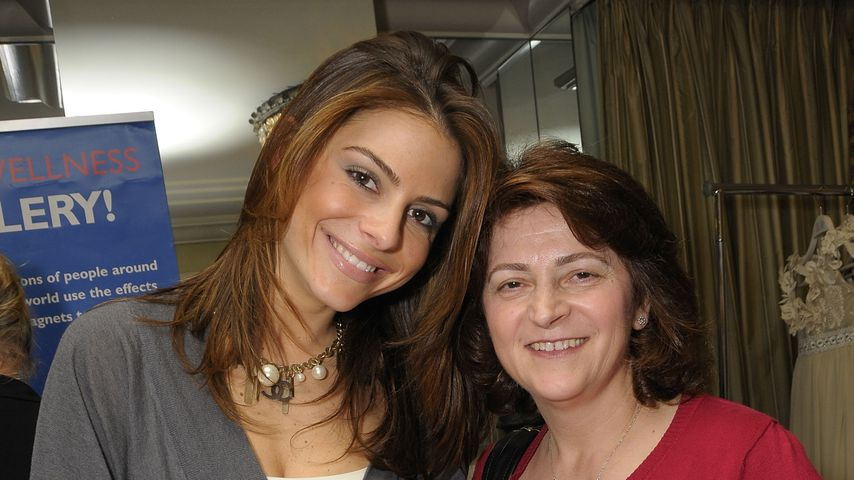 Maria und Litsa Menounos in Beverly Hills