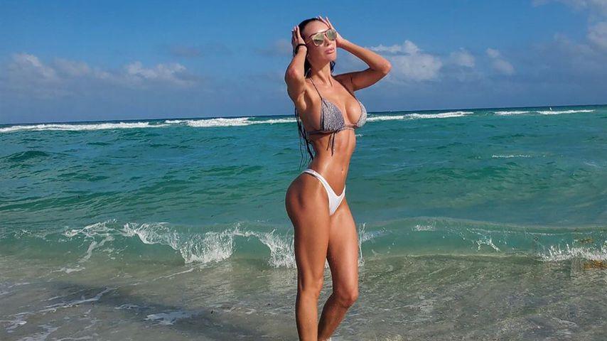 Maria Hering in Miami im Dezember 2019