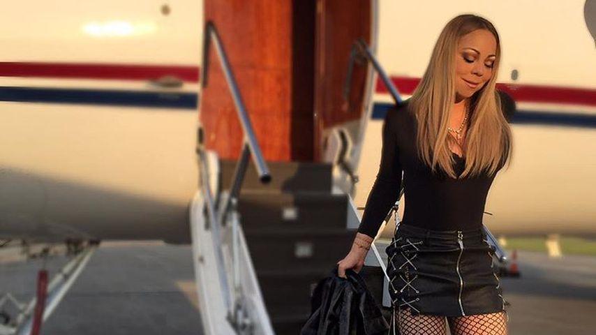 Photoshop-Shitstorm: Hat sich Mariah Carey schlank gemogelt?