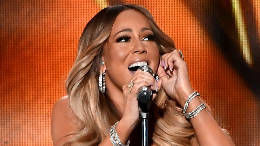 Mariah Carey beim iHeartRadio Music Festival 2018