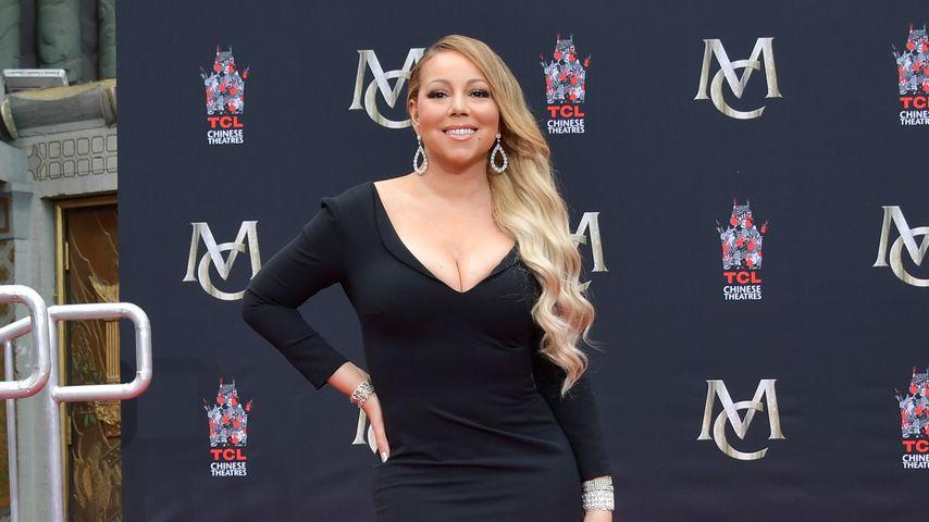 Adieu, Schlank-Spiegel! Mariah Carey wieder in Super-Form
