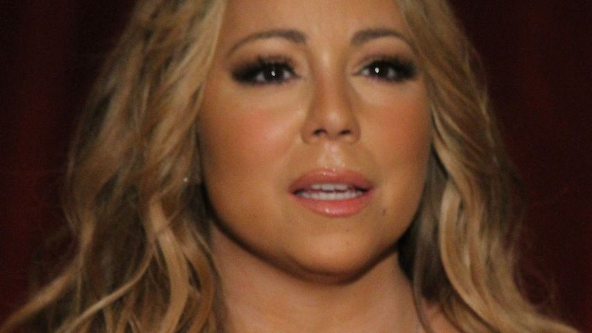 Trennungsschmerz! Mariah Carey heult sich aus