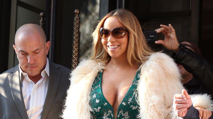 Sie denkt klein! Kein Diven-Alarm bei Mariah-Carey-Hochzeit?