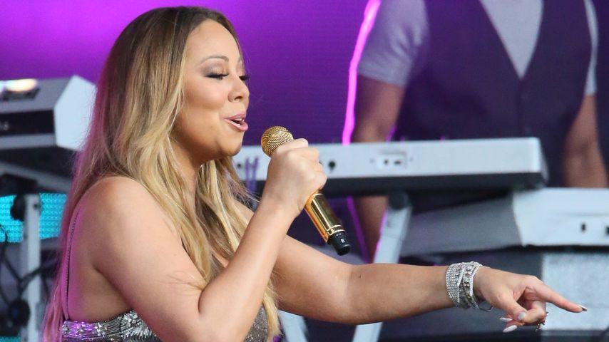 Karriere vorbei? Mariah Carey landet nicht mehr auf Platz 1