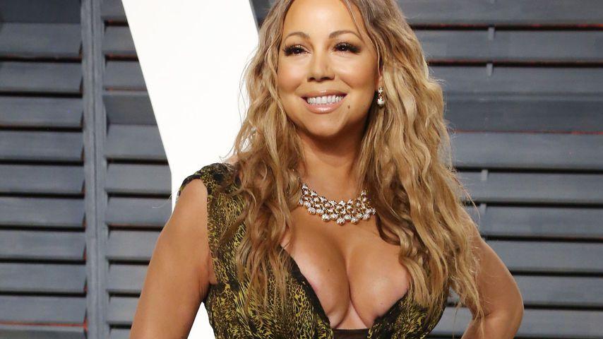 Kein Busen-Quetschen mehr! Mariah Carey will 'ne Brust-OP