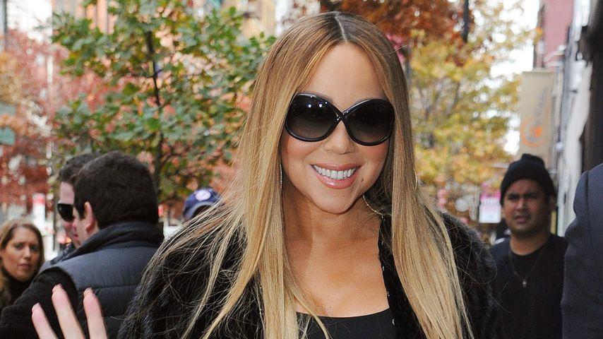 Mariah Carey promotet ihr Album mit U-Bahn-Durchsage