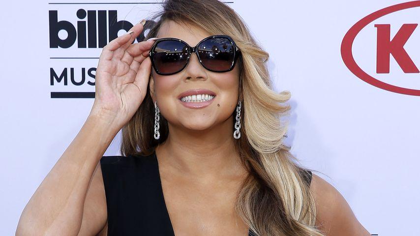 Groteske Details: So extrem lebt Mariah Carey wirklich!