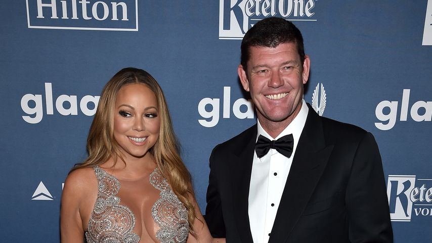 Mariah Carey & James Packer: Kurz vor der Trennung?