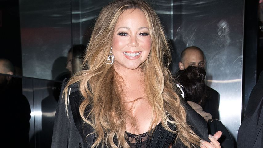 Diva-Alarm! Mariah Carey zeigt Allüren bei Lagerfelds Party