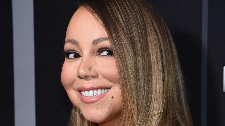 Mariah Carey im Januar 2020