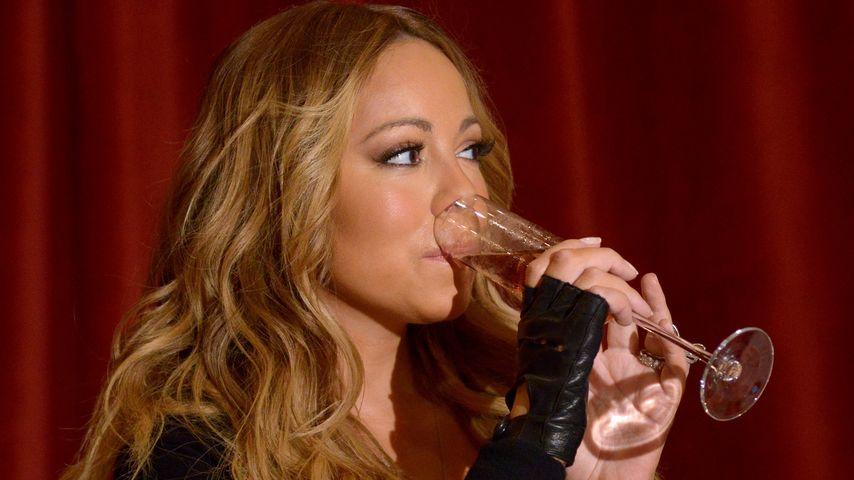 Beziehungsfrust: Mariah Carey trinkt gegen Kummer