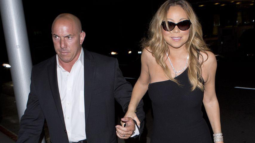 Böse Vorwürfe: Gingen Mariah Careys Bodyguards auf Fans los?