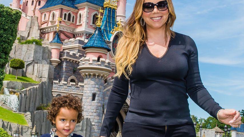 Mariah Carey und Moroccan Cannon