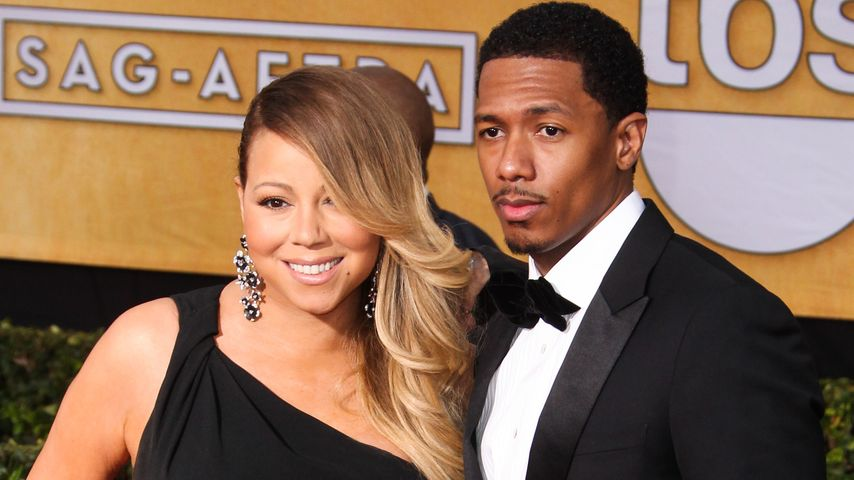 Mariah Carey und Nick Cannon 2014