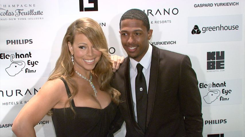 Mariah Carey und Nick Cannon