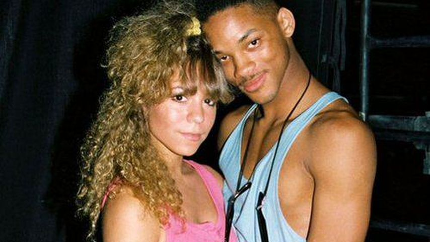 Throwback-Pic: So süß waren Mariah Carey & Will Smith 1988!