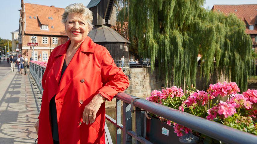 """""""Lindenstraße""""-Star Marie Luise Marjan in Lüneburg"""