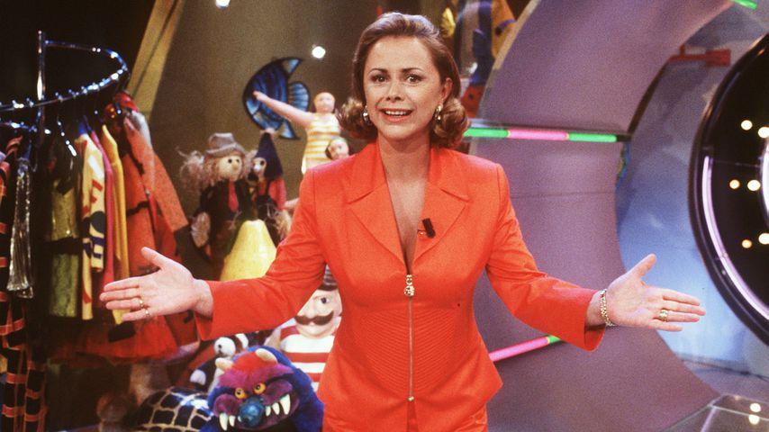 "Marijke Amado bei der ""Mini Playback Show"""