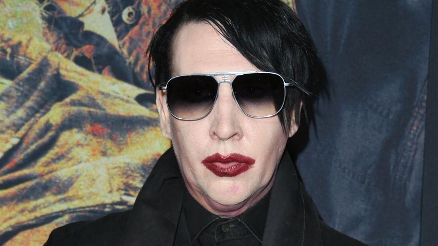 Polizei untersucht Missbrauchsvorwürfe gegen Marilyn Manson