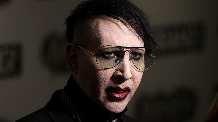 Marilyn Manson, US-amerikanischer Sänger