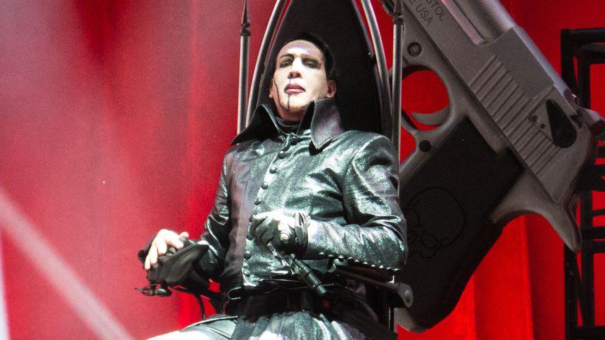 Marilyn Manson in San Bernardino