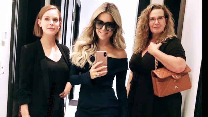 "Marina Coburger, Sylvie Meis und Serena Goldenbaum, Jurorinnen bei ""Sylvies Dessous Models"""