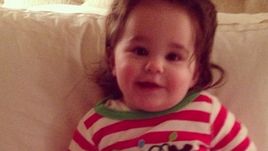 Perez Hilton-Sohn ist DAS Weihnachts-Baby 2013!