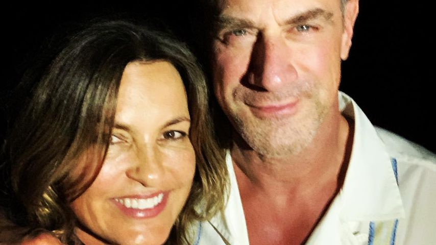 "Mariska & Christopher feiern Mini-""Law and Order""-Reunion"
