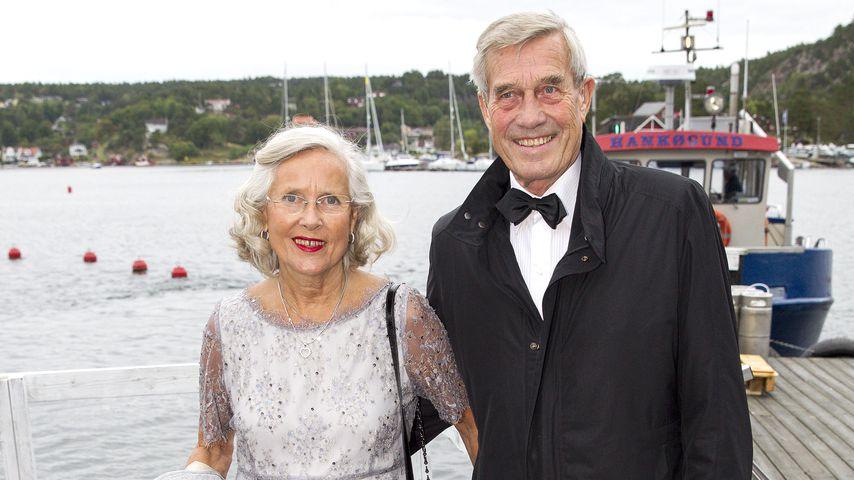 Mit 83: Mette-Marits Stiefpapa Magnar Alfred ist gestorben