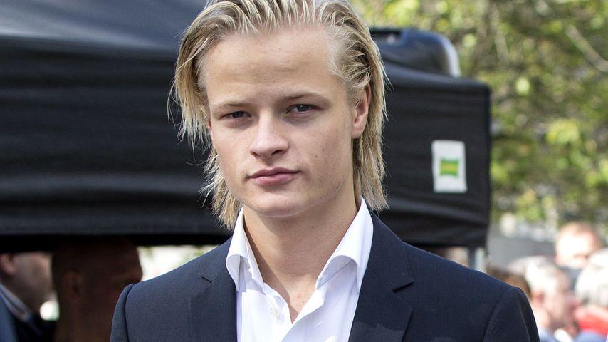 Schreck! Mette-Marits Sohn Marius verursacht Autounfall