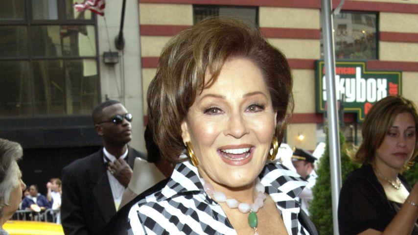 Marj Dusay im Mai 2002 in New York