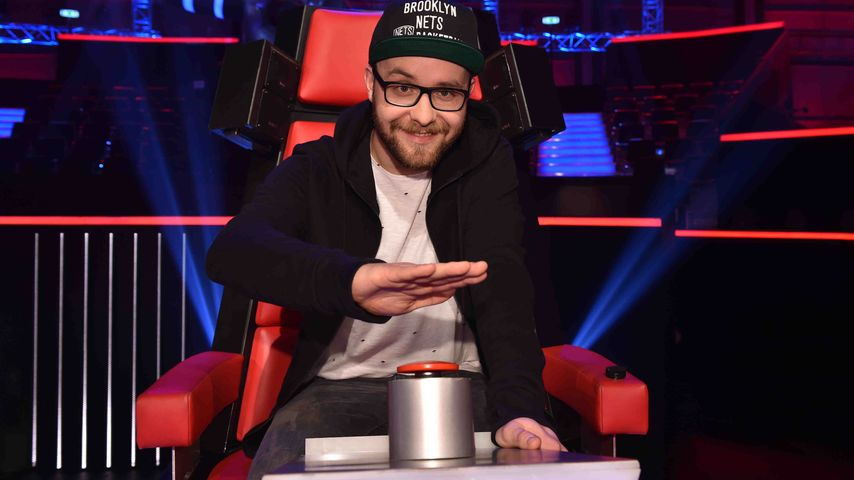 Mark Forster bei The Voice Kids