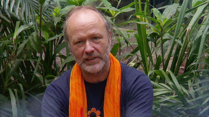 Markus Reinecke an Tag zehn im Dschungelcamp
