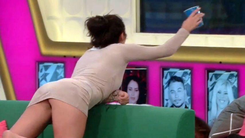 Marnie Simpson im britischen Promi-Big-Brother-Haus