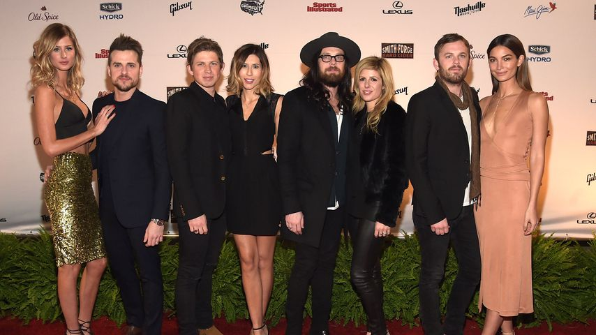 """""""Kings of Leon""""-Star Nathan Followill wird Vater"""