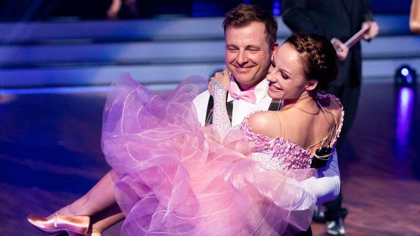 """Martin Klempnow und Marta Arndt bei """"Let's Dance"""" 2020"""