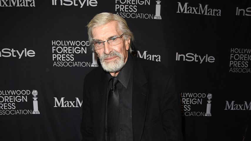 Martin Landau beim internationalen Film Festival in Toronto, Kanada