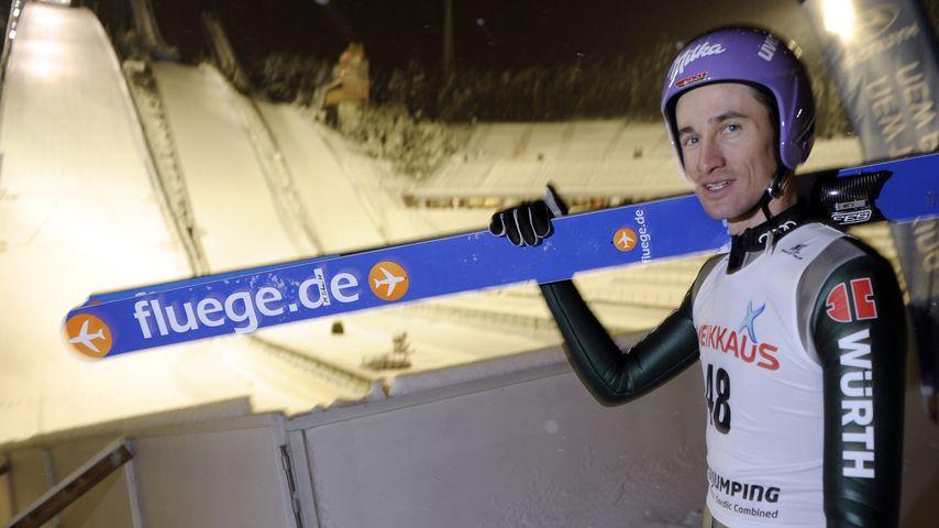 Ganz heimlich: Ex-Ski-Star Martin Schmitt ist Vater geworden