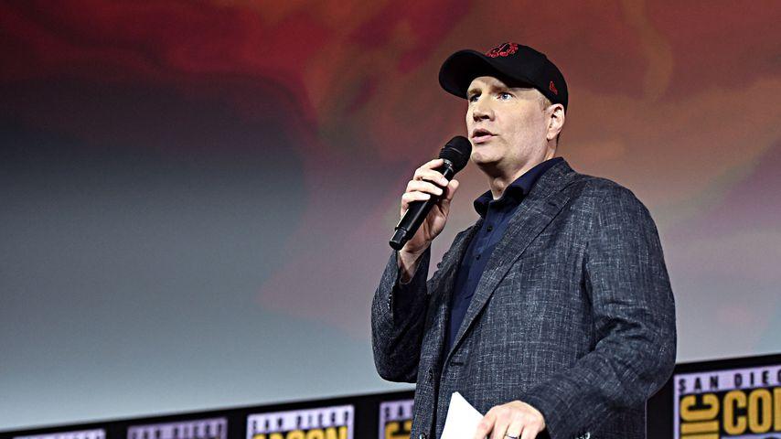 Marvel-Produzent Kevin Feige bei der San Diego Comic-Con, 2019
